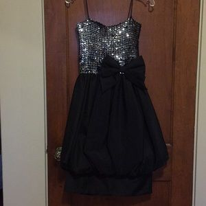 Vintage 1980s Sequined Party Dress - Perfection!